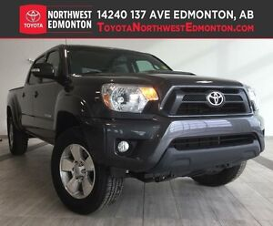 2015 Toyota Tacoma 4x4 Double Cab V6 - TRD Sport Package