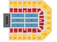 Katy Perry tickets X2 Sheffield area June 19th selling at face value