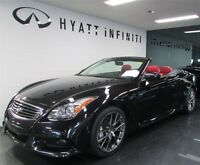 2013 Infiniti G37 Convertible IPL (Red Interior) Rare!