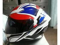 Agv k5 helmet saint george