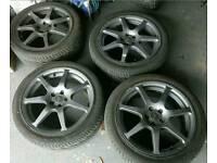 "Subaru wrx Alloy wheels 17"""