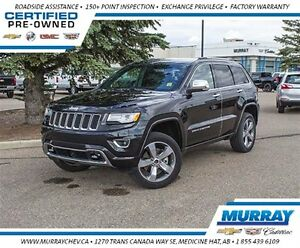 2015 Jeep Grand Cherokee Overland *Leather *Sirius XM