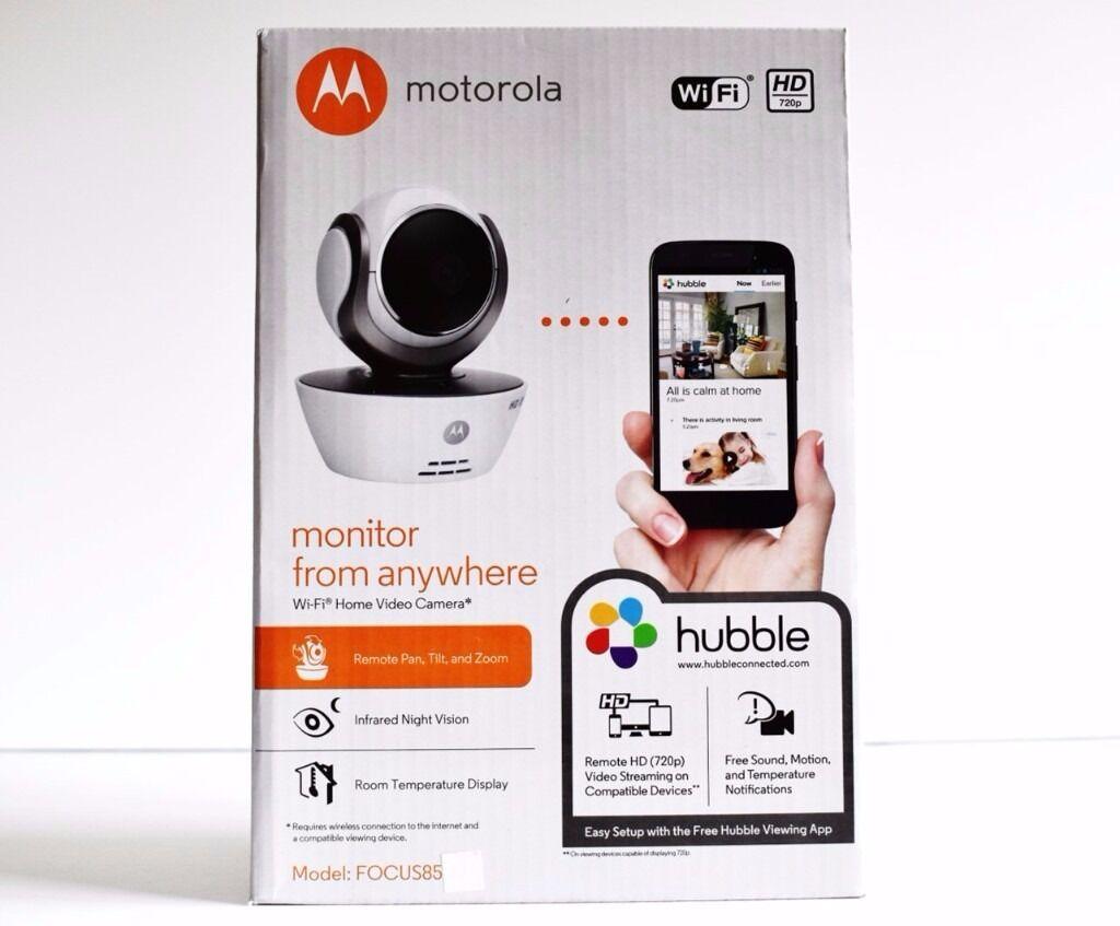 motorola 85 focus. motorola focus 85 hd wifi home video camera focus c