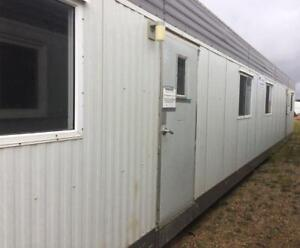 12x60 skid SPECIAL office trailer Farm or home office Building 113029