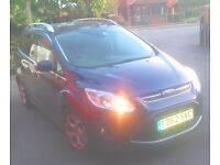 FORD C MAX GRAND 7 SEATER LIKE NEW INSIDE AND OUT ONE OWNER