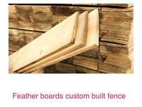Fencing boards