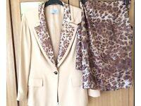 Brand new Ladies 3 piece suit