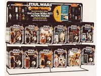 Wanted - Vintage Star Wars figures and toys 1977-85