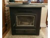 Stratford cast iron solid fuel boiler burner