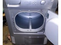 Silver BEKO DRCS68S Condenser Tumble Dryer For Sale