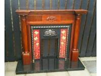 Fireplace Surround & Hearth