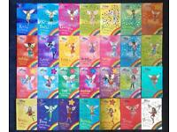 Bundle of 58 Rainbow Magic Fairy Children's Books