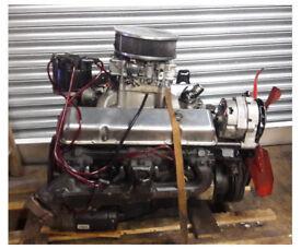 Complete V8 Chevy 305 SBC Small Block engine Ready2Run Chevrolet 5.0 Hot Rod