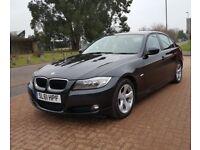 BMW 320D, 2011 61 , EFFICIENT DYNAMICS, BLACK, £20 YEAR ROAD TAX