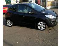 1.2 2011 Ford KA zetec 3dr Low mileage 31300