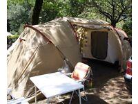 4 man Tent Quechua T4.2 XL
