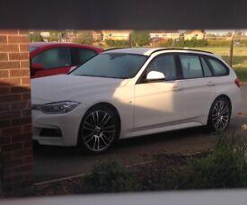 BMW 320d M SPORT tourer