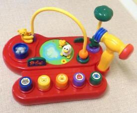 3 X Activity Toys