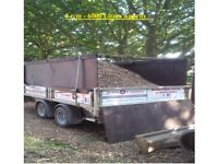 WOODCHIP LARGE / Garden Mulch / Landscape Bark Available In All Quanti