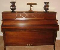 Willis & Co. Solid upright piano