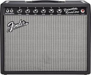 65 Princeton **NEUF  Reverb Fender 2172000000