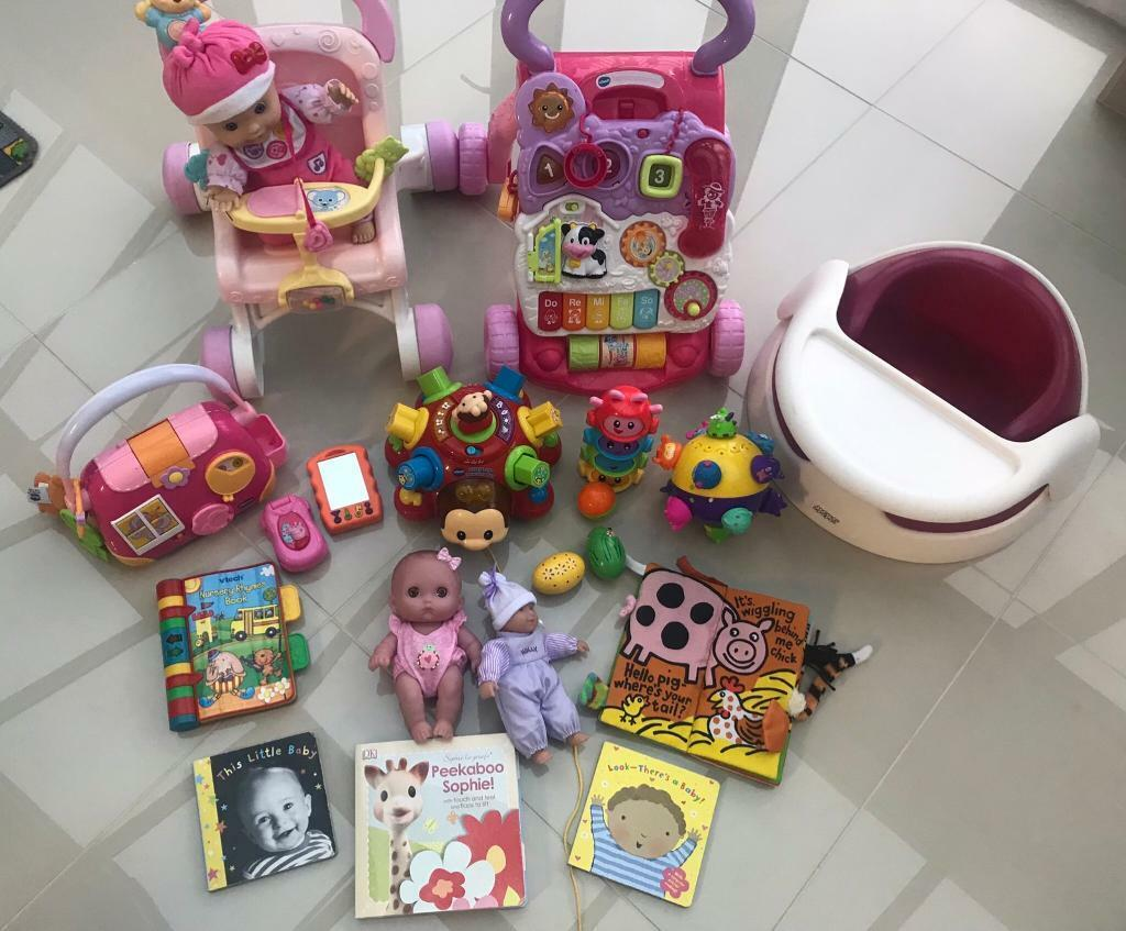 Baby Girls Bundle Crazy Price Mixed Items & Lots