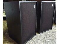 Wharfedale Shelton XP2 Stereo Speakers Vintage Retro