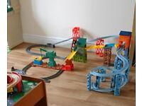 Thomas trackmaster mad dash on sodor