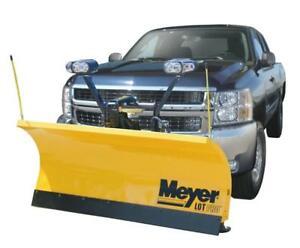 Brand New Meyer Snowplows - Meyer LotPro Snow Plow!