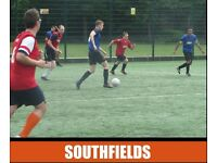 Play football in SOUTHFIELDS, find football in SOUTHFIELDS, Play football in Earlsfield, join team