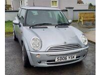 Mini, HATCHBACK, Hatchback, 2006, Manual, 1598 (cc), 3 doors