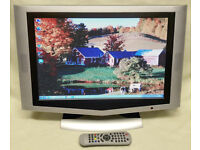 """19"""" 16.9 VGA Computer Monitor & Remote Control TV Suit PC Set Top Boxes DVD Players, etc"""