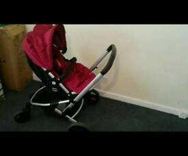 Mother care baby buggy travel system and car seat