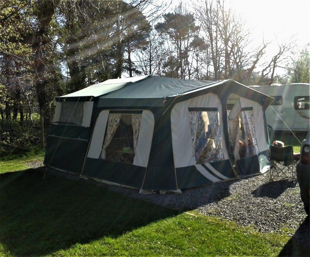 Pennine Aztec Folding Camper | in Houghton Le Spring, Tyne ...