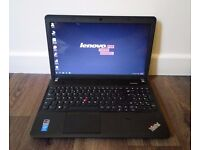 VERY FAST LENOVO E540 CORE i5 4TH GEN LAPTOP,HIGH SPEED HDD,USB 3.0,HDMI,15.6 HD LED,DVDRW,MS OFFICE