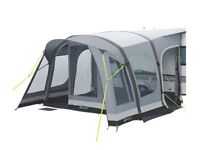 Outwell Belize Reef inflatable Caravan Awning