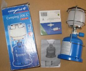 Camping light - Calor Gas