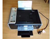 Lexmark X7675 Wireless 4 in 1 Printer