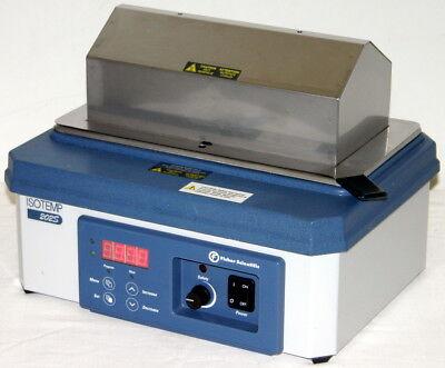 Fisher Scientific Isotemp Digital Water Bath Model 202s 2 L 0.5 Gal