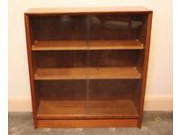 Display cabinet or bookcase