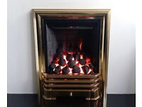 Be Modern Deepline 580 Deluxe (Brass) Inset Gas Fire