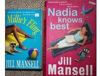 Jill Mansell paperback books
