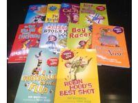Books for Boys set of childrens books