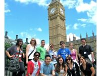 Intensive English Summer Course + London Tours