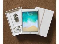 iPad Mini 4 WiFi + Cellular | 16gb | Gold | Unlocked