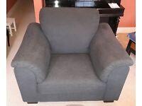 Tidafords Ikea armchair