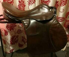 English G.P Saddle.