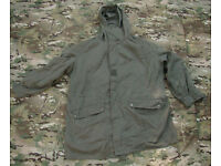 Vintage French Army Issue Cold Weather Parka (with detachable liner)