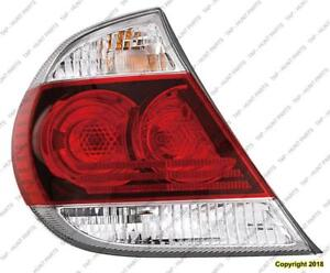Tail Lamp Driver Side Se Model Usa Built High Quality Toyota Camry 2005-2006