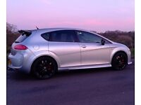 Seat Leon k1 4 new tyres new clutch kit,cambelt and water pump,stainless exhaust and more